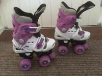 Osprey roller skates adjustable size 10-12