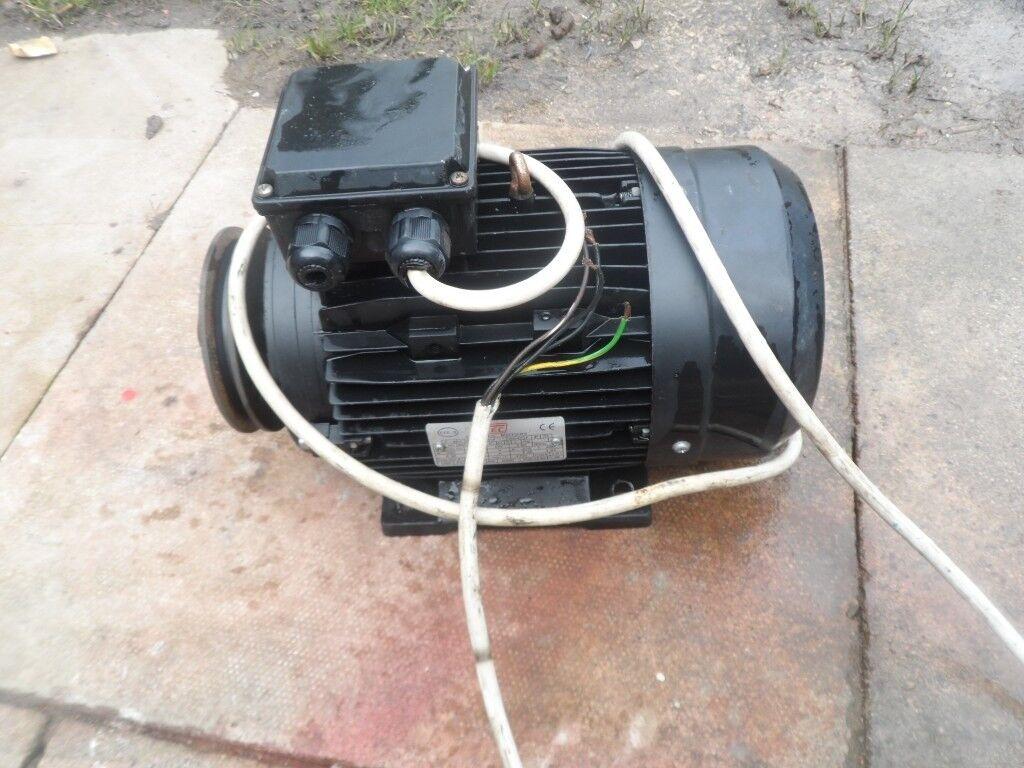 Electric Motor Compressor 240v 400v