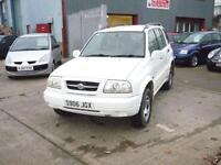 Suzuki Grand Vitara 16v (white) 2001