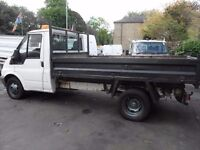 FORD TRANSIT TIPPER T350 2.4DI (REDUCED)