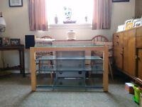 Home cinema / hi-fi stand