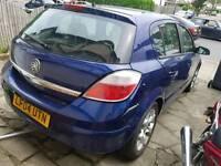 Vauxhall Astra 1.4 2004 petrol spares and repair