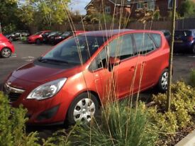 Meriva-excellent condition-Low mileage.