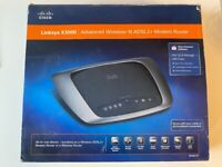 Cisco Linksys X3000 Router