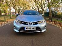 2012 Toyota Auris 1.8 VVT-i Excel e-CVT HSD 5dr | Automatic | Low Miles | Hybrid | Suitable for PCO