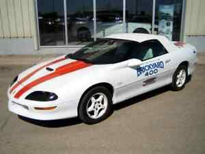 "1997 Chevrolet Camaro Z28 Brickyard 400"" Official Pace Car"""