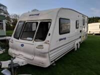 Trailer -Twin axle Caravan shell - Tea room- hay store- tailer