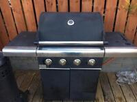 4burner Gas BBQ