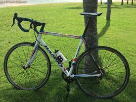 "Price drop!! Bicycle - Rare Basso Road Racing Bike (Part Carbon) 56"""