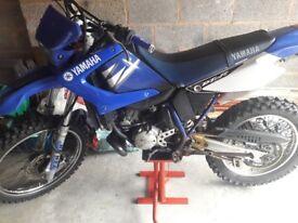 Yamaha dt125re