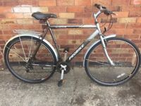 Probike Enterprise City Hybrid Commuter Bike Cycle XL Size with 700C large Wheel - Free Local Del.