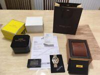 2016 Breitling Chronomat 44 CB011012 18k Gold Watch