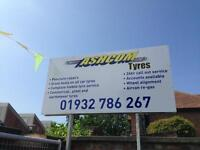 Tyre Fitter, Mobile Car/Commercial