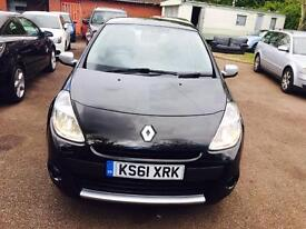 Renault Clio 1.2 one lady owner very low miles free delivery 2995