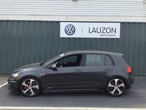 2015 Volkswagen Golf GTI 5-Door Performance