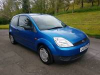 2005 ford fiesta 1.2 low miles cheap i