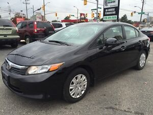 2012 Honda Civic LX l GREAT VALUE l CLEAN CAR