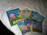 Collection of Peppa Pig Books
