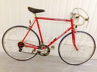 Peugeot 10 seed 60 cm large road bike excellent condition SERVICED