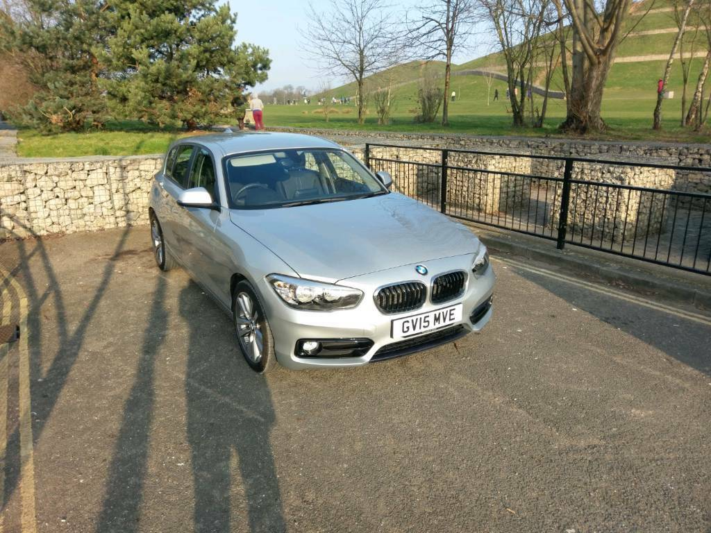 Bmw 1 series 2015, 118i petrol