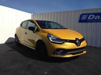 Renault Clio 1.6T 16V Renaultsport Trophy Nav 220 5dr Auto (liquid yellow) 2017