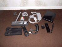 Nintendo WII Console In Black