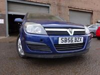56 VAUXHALL ASTRA 1.6 ACTIVE,5 DOOR,MOTFEB 018,2 OWNERS,2 KEYS,PART HISTORY,VERY RELIABLE CAR
