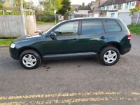 2004 Volkswagen Touareg 2.5 TDI 5dr Auto @07445775115 1 Owner From New + Warranty