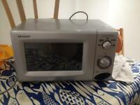 Sharp microwave for sale; great condition