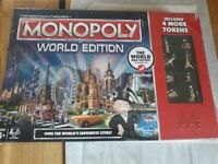 Rare Monopoly Here & Now World Edition