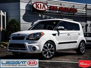 2013 Kia Soul 4u - 18 Alloys, Rearview Cam, Heated Seats