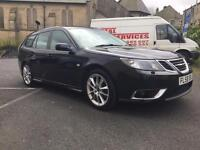 Saab 9-3 Aero 2.0 REDUCED TO CLEAR **px welcome van**