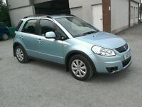 07 Suzuki 1.6 SX4 5 door nice car ( can be viewed inside anytime)