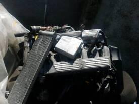 Range rover 2.5 tds engine