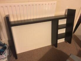 IKEA MICKE desk top add-on unit. (Magnetic backing removed)