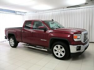 2015 GMC Sierra SLE Z71 4x4 5DR 6PASS CREW CAB w/ TOUCH SCREEN M