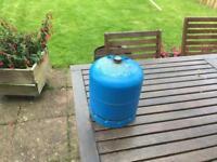 Camping gaz bottle