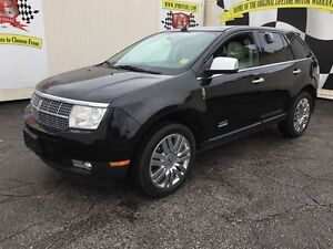 2010 Lincoln MKX Limited, Leather, Panoramic Sunroof, AWD