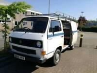 VW T25 Panel Van