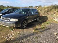 AUDI A6 ALLROAD 2.5tdi BREAKING FOR PARTS