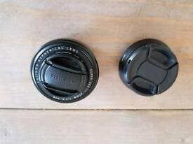 Fujinon 27mm 2.8 x-mount lens