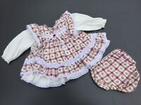 Georgeous 3 part Baby girl's Dress - ideal for special occasions