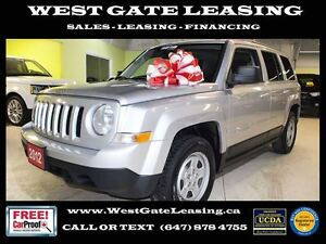 2012 Jeep Patriot SPORT | ONE OWNER |