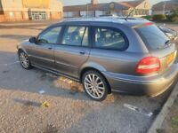 Jaguar, X-TYPE, Estate 2.2 diesel for swaps anything considered