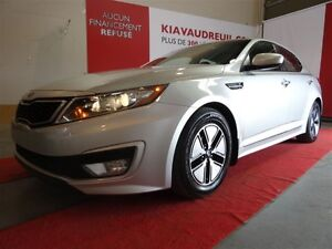 2012 Kia Optima Hybrid EX + BACK UP CAM