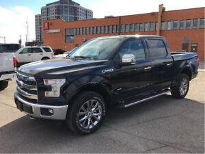 2017 Ford F-150 NAV, LTHR, 20'S, 1.9% FINANCE AVAIL!