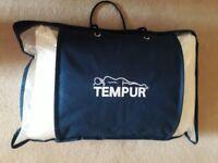 Brand new Tempur travel pillow