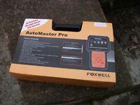 Foxwell Automaster Pro NT644 OBD Reader