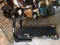 Reebok zr8 powered treadmill