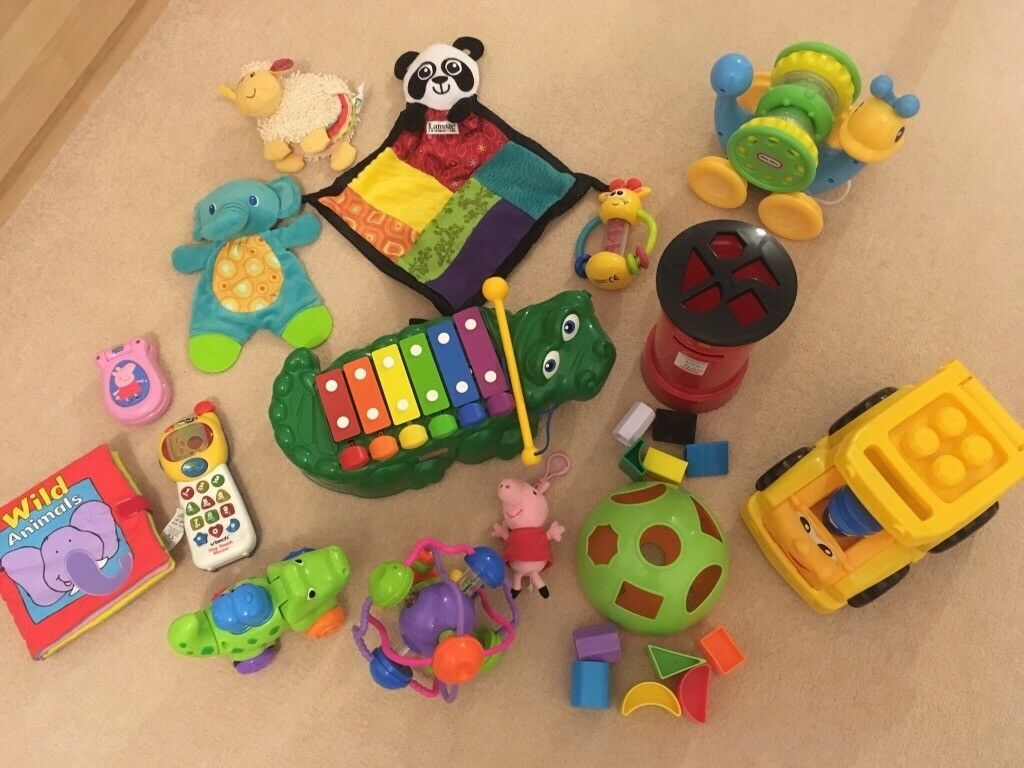 Toy Bundle - Various